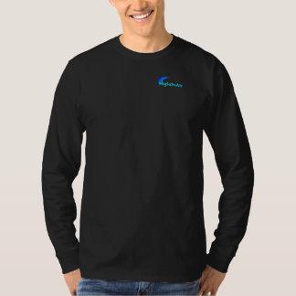 Limited Edition, Black Cosmic Aura, Long Sleeve T-Shirt