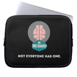 Limited Edition Brain Laptop Computer Sleeves