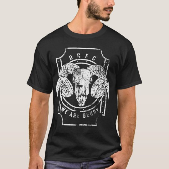 Limited Edition Derby County FC T-Shirt
