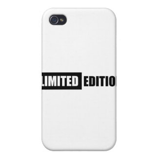 Limited Edition iPhone 4 Cover