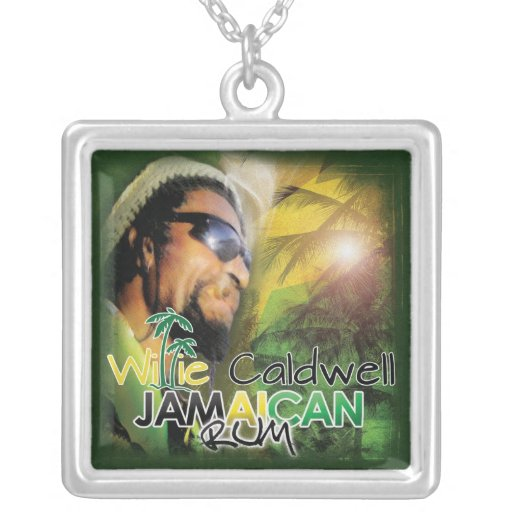 Limited Edition Jamaican Rum Necklace