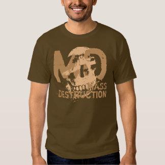 LIMITED EDITION:  Mass Destruction Tshirt