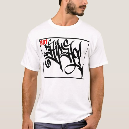 LIMITED EDITION MEANMUGG ENT. 801 HIP-HOP T-Shirt
