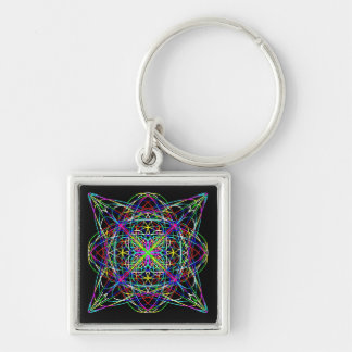 Limited Edition Square Keychain