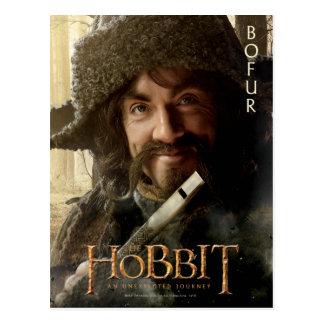 Limited EditionArtwork: Bofur Postcard