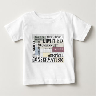Limited Government Baby T-Shirt