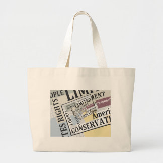 Limited Government Tote Bags