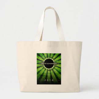 Limited Government Canvas Bag