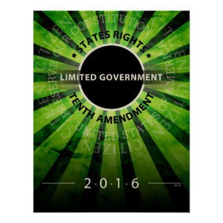 Limited Government Poster