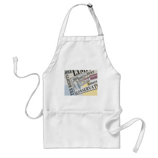 Limited Government Standard Apron