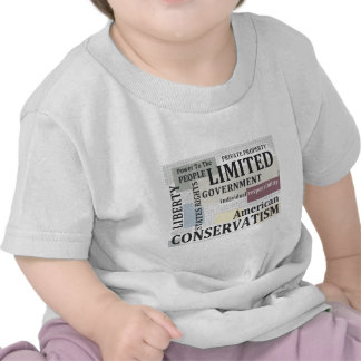 Limited Government T Shirts