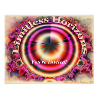 Limitless Horizons Custom Invite