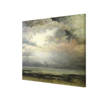 L'Immensite Canvas Print