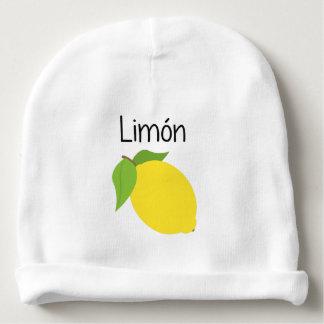 Limon (Lemon) Baby Beanie