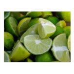 Limon (Limes) Postcard