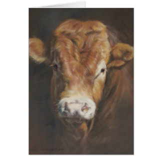 Limousin Bull Greeting Cards