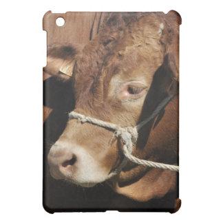 Limousin bull cover for the iPad mini