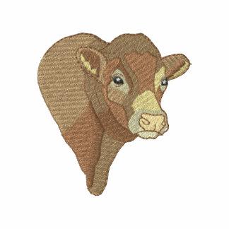 Limousin Embroidered Fleece Jogger Jacket