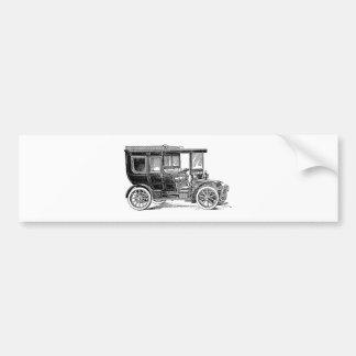 Limousine Bumper Sticker