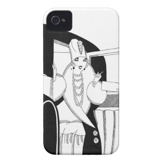 Limousine by Anne Harriet Fish iPhone 4 Case-Mate Case