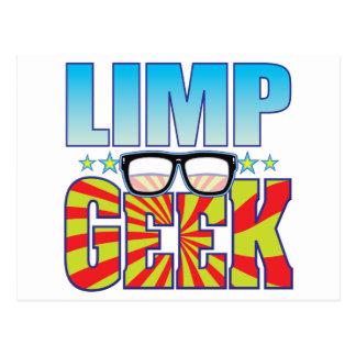 Limp Geek v4 Postcard