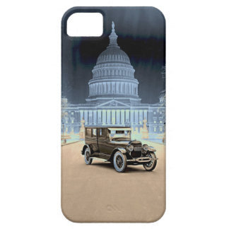 Lincoln at the White House 1922 iPhone 5 Covers
