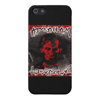 Lincoln Blood-Red Horror Star Covers For iPhone 5