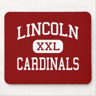 Lincoln - Cardinals - Junior - Park Falls Mouse Pad