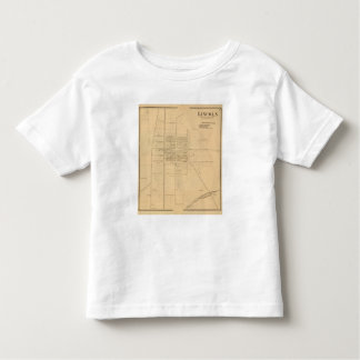 Lincoln Delaware Toddler T-Shirt