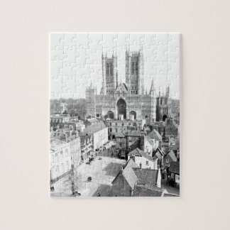 Lincoln, England Jigsaw Puzzle