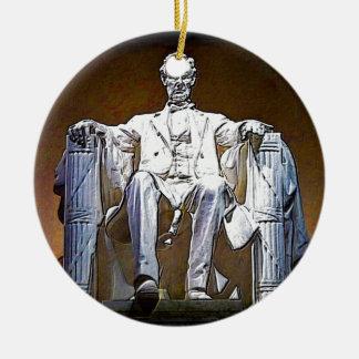 Lincoln II Christmas Ornament