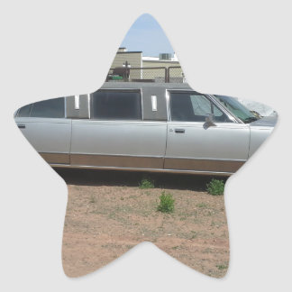 Lincoln Limousine Star Sticker