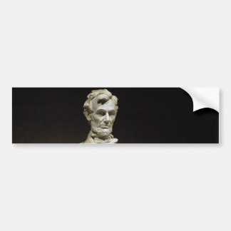 Lincoln Memorial Bumper Sticker