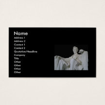 Presidential business cards business card printing zazzle uk reheart Images