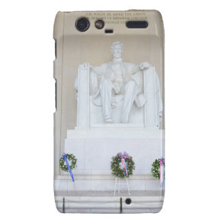 Lincoln Memorial. Motorola Droid RAZR Covers