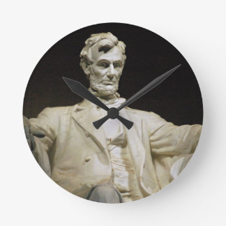 Lincoln Memorial Wall Clocks