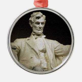 Lincoln Memorial Christmas Tree Ornaments