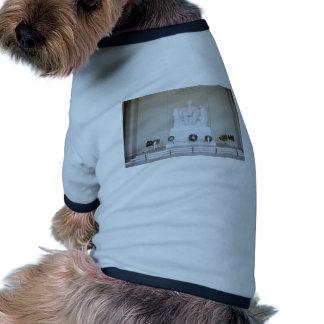 Lincoln Memorial. Doggie Shirt