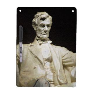Lincoln Memorial Dry-Erase Board