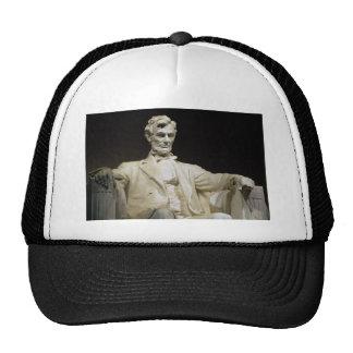 Lincoln Memorial Mesh Hats