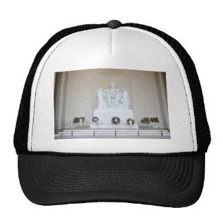 Lincoln Memorial Mesh Hat