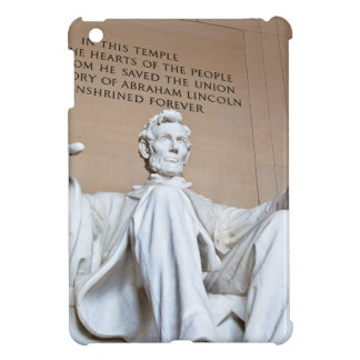 Lincoln Memorial iPad Mini Covers