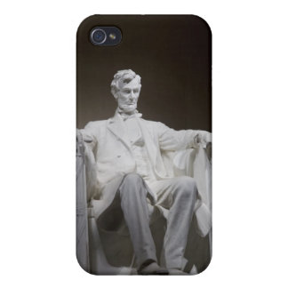 Lincoln Memorial  Cover For iPhone 4