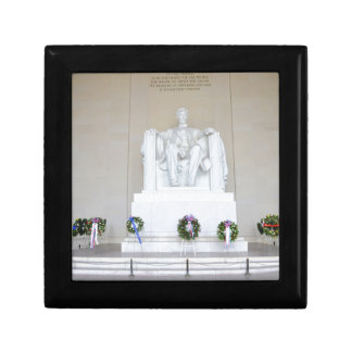 Lincoln Memorial. Jewelry Boxes