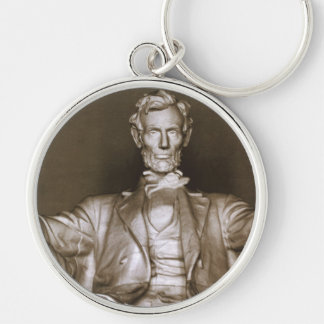 Lincoln Memorial Key Chain