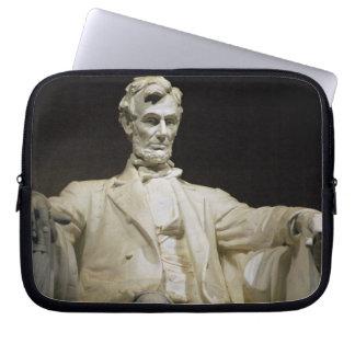 Lincoln Memorial Laptop Sleeves