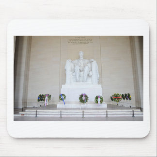 Lincoln Memorial Mouse Mat