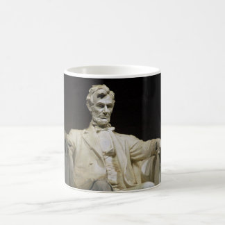 Lincoln Memorial Classic White Coffee Mug
