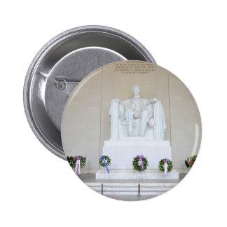 Lincoln Memorial. Pin