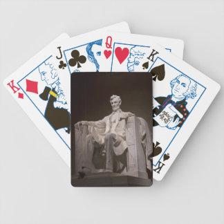 Lincoln Memorial Card Deck